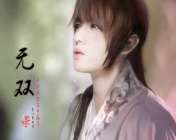 Jaejoong, YunJae cổ trang, Dammei, Nặng gánh giang san, YunJae fanfic, Cherry Ken